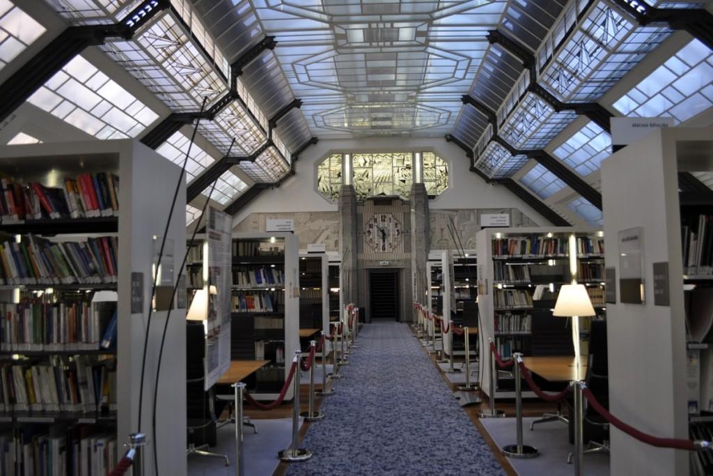Bibliothèque du ministère de la santé